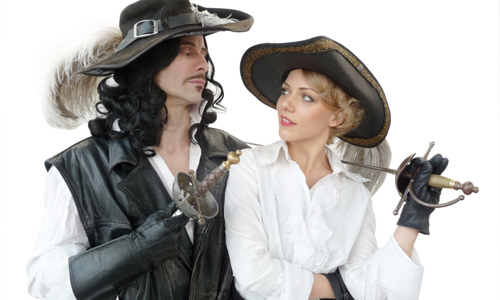 Kristina und Descartes